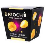 Brioshe Profiteroles with Custard 180g