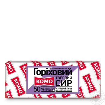 Komo Walnut Cheese 50% - buy, prices for Auchan - photo 1