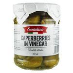 Santolino In Vine Vinegar Capers 212ml