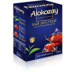 Чай Alokozay Ерл Грей чорний листовий 100г