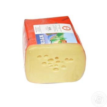Сыр Руки Эдам Рыцарский 45% - купить, цены на Фуршет - фото 1