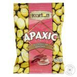 Kruton Peanuts Roasted with Bacon Flavor 50g - buy, prices for Furshet - image 1