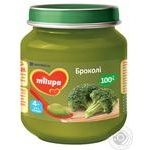 Puree Milupa broccoli for children from 4 months 125g