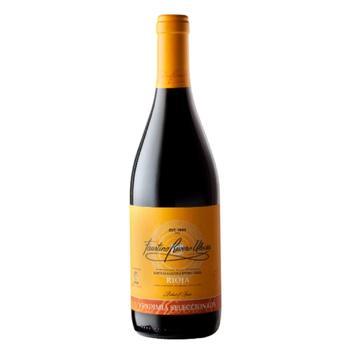 Вино Faustino Rivero Ulecia Vendimia Seleccionada Rioja красное сухое 13% 0,75л