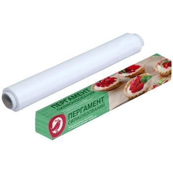 Auchan Siliconized Baking Parchment 5m - buy, prices for Auchan - photo 2