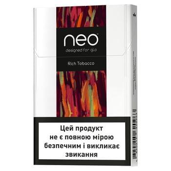 Стики Kent Neostiks Rich Tobacco - купить, цены на Фуршет - фото 1