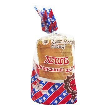 American toasted wheat bread 320g - buy, prices for Tavria V - image 1