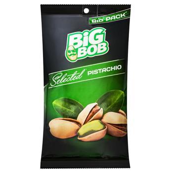 Фісташки Big Bob смажені солоні 170г