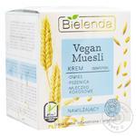 Bielenda Vegan Muesli Moisturizing Cream 50ml