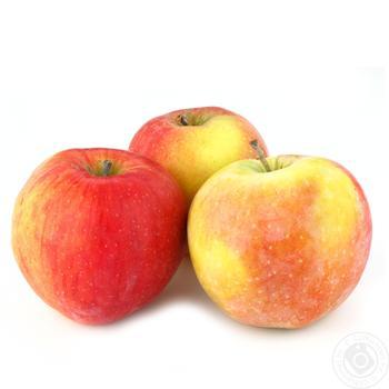 Яблоко Флорина - купить, цены на Ашан - фото 1