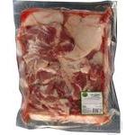 Котлетне м'ясо свинина напівжирна М'ясна весна вакуум від 3000г