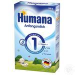 Суміш молочна Хумана суха 300 г