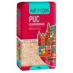 Рис Art Foods длиннозерный нешлифованный 1кг