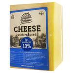 Сыр Цесвайне Гауда лайт 10%