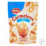 Арахис Felix Carmelove в карамеле с солью 160г - купить, цены на Таврия В - фото 1