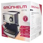 Grunhelm Espresso Machine GEC15 850W