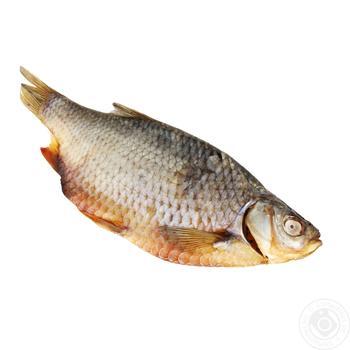 Fish caspian roach sun dried
