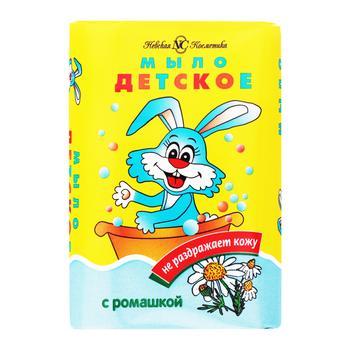 Мыло Невская косметика детское с ромашкой 140г