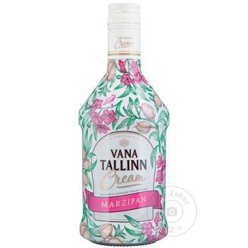Vana Tallinn Marzipan Cream liquour 16% 0.5l