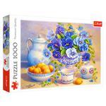 Trefl Bouquet of Violets Puzzles 1000 elements