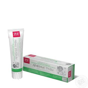 Splat Professional Medical Herbs Against Bacteria And Caries Protection Toothpaste 100ml - buy, prices for Novus - image 2