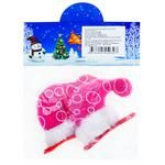 Набор Zexiang шляпу Деда Мороза 4х8 см 2шт