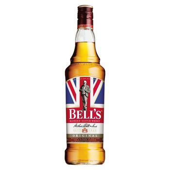 Віскі Bell's Original 40% 0,7л - купить, цены на Ашан - фото 1