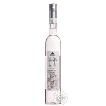 Vardiani Chacha Silver 40% 0,5l - buy, prices for Novus - image 1