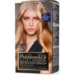Краска для волос L'oreal Recital 8.1 Копенгаген Светло-русый пепельный