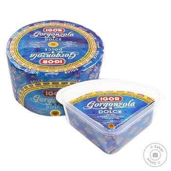 IGOR Gorgonzola Dolce Soft Cheese 48%