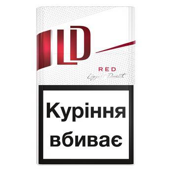 Сигареты LD Red - купить, цены на ЕКО Маркет - фото 1