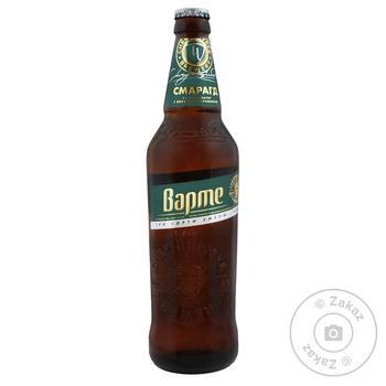 Пиво Чернігівське Варте Смарагд світле 4,6% 0,5л - купити, ціни на ЕКО Маркет - фото 1