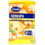 Попкорн Премія вкус сыра для микроволновой печи 100г