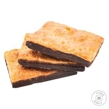 Печенье слоеное Norsu Бельгийское глазурь