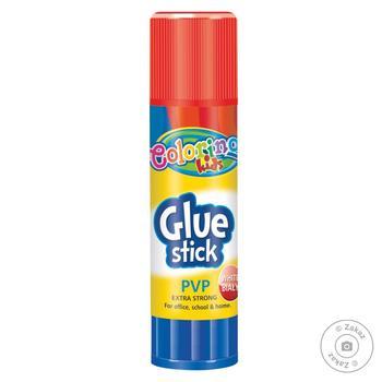 Colorino PVP Basis White Glue-Pencil 21g