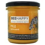 Мед BeeHappy цветочный 400г