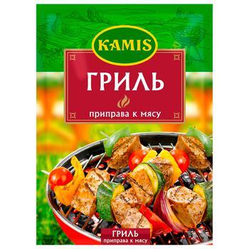 Приправа Камис гриль к мясу 25г