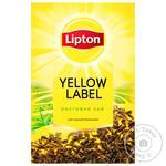Lipton Yellow Label Tea black leaf 80g - buy, prices for MegaMarket - image 2