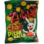 Снеки Zubby Pizza Balls 30г
