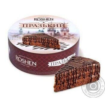 Торт Roshen Пражский 850г