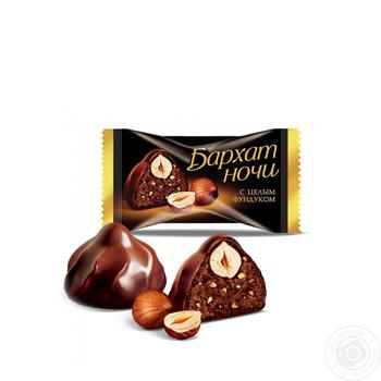 Candy Avk Velvet of the night with hazelnuts - buy, prices for Novus - image 1