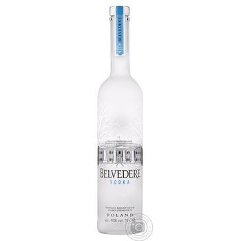 Водка Belvedere 40% 0,7л - купить, цены на Novus - фото 1