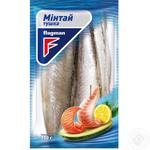 Fish alaska pollock Flagman packed