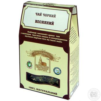 Чай черный Весенний 100г