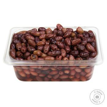 Оливки Amalthia Kalamata Extra Large без кісточки - купити, ціни на Восторг - фото 1