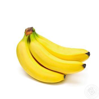Банан - купить, цены на Ашан - фото 2