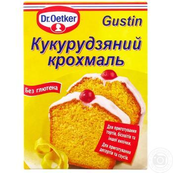 Крохмаль кукурудзяний Dr.Oetker 200г - купити, ціни на Восторг - фото 2