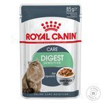 Корм Royal Canin Digest Sensitive в соусе для котов с чувствительным пищеварением от 1года 85г