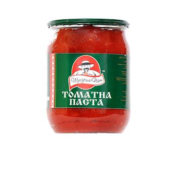 Паста томатная Щедрый пан 460г Украина