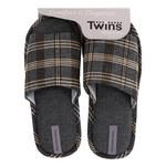 Twins House Men's Slippers 42-43s